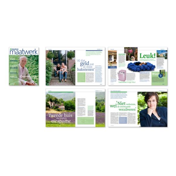 Westland Utrecht Maatwerk magazine
